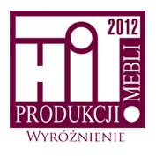 Hit Produkcji Mebli 2012